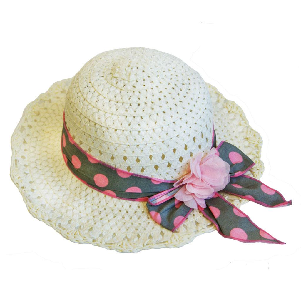 Как украсить летнюю шляпку