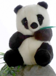 Панда 25 см.