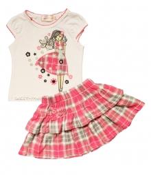 Комплект (юбка+майка)