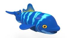 Рыбка-акробат Санни, 12 см