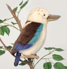 Синекрылая кукабарра, 20 см